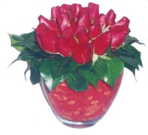 Konya ucuz çiçek gönder  11 adet kaliteli kirmizi gül - anneler günü seçimi ideal