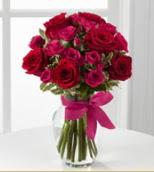 21 adet kırmızı gül tanzimi  Konya hediye çiçek yolla