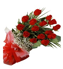 15 kırmızı gül buketi sevgiliye özel  Konya çiçek online çiçek siparişi