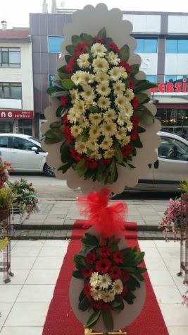 Çift katlı düğün açılış çiçeği  Konya güvenli kaliteli hızlı çiçek