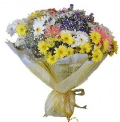 Karışık mevsim çiçeği  Konya güvenli kaliteli hızlı çiçek