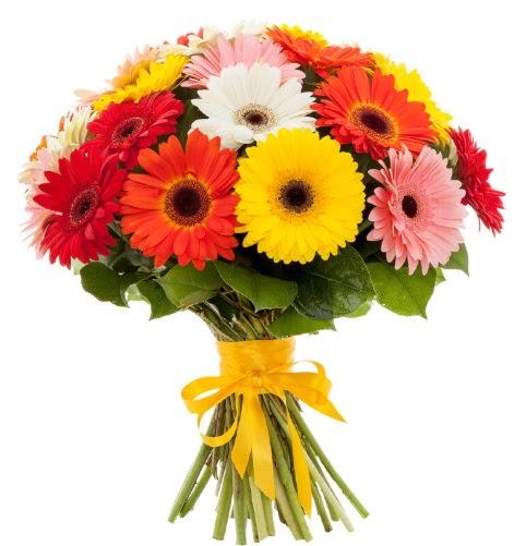 Gerbera demeti buketi  Konya güvenli kaliteli hızlı çiçek