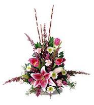 Konya ucuz çiçek gönder  mevsim çiçek tanzimi - anneler günü için seçim olabilir