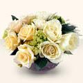 Konya cicekciler , cicek siparisi  9 adet sari gül cam yada mika vazo da  Konya hediye sevgilime hediye çiçek