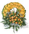 cenaze çiçegi celengi cenaze çelenk çiçek modeli  Konya çiçek online çiçek siparişi