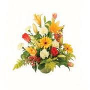 karisik renkli çiçekler tanzim   Konya çiçek online çiçek siparişi