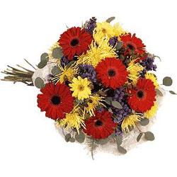 karisik mevsim demeti  Konya hediye çiçek yolla