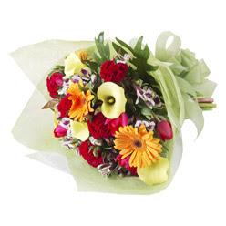 karisik mevsim buketi   Konya 14 şubat sevgililer günü çiçek