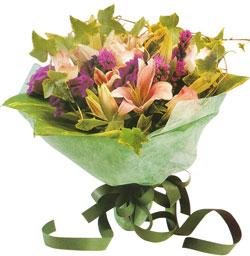 karisik mevsim buketi anneler günü ve sevilenlere  Konya İnternetten çiçek siparişi