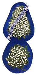 Konya internetten çiçek siparişi  2,2 m. Boyunda tek katli ayakli sepet.