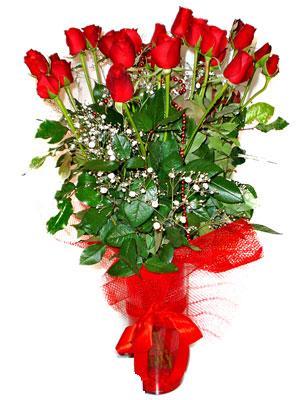 Konya çiçek , çiçekçi , çiçekçilik  Çiçek gönder 11 adet kirmizi gül