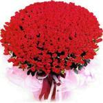 Konya 14 şubat sevgililer günü çiçek  1001 adet kirmizi gülden çiçek tanzimi