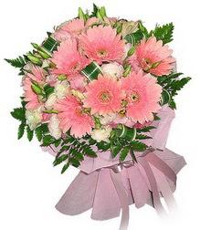 Konya hediye çiçek yolla  Karisik mevsim çiçeklerinden demet
