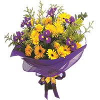Konya çiçek online çiçek siparişi  Karisik mevsim demeti karisik çiçekler