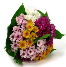 Konya kaliteli taze ve ucuz çiçekler  Karisik kir çiçekleri demeti herkeze