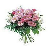 karisik kir çiçek demeti  Konya güvenli kaliteli hızlı çiçek