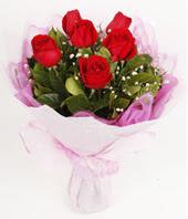 9 adet kaliteli görsel kirmizi gül  Konya çiçek mağazası , çiçekçi adresleri