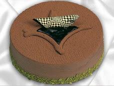 pasta siparisi 4 ile 6 kisilik yas pasta çikolata yaspasta  Konya internetten çiçek satışı