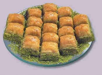 pasta tatli satisi essiz lezzette 1 kilo fistikli baklava  Konya çiçekçi telefonları