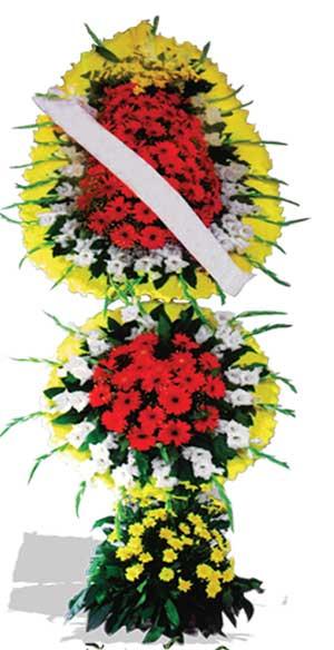 Dügün nikah açilis çiçekleri sepet modeli  Konya çiçek servisi , çiçekçi adresleri