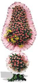 Dügün nikah açilis çiçekleri sepet modeli  Konya kaliteli taze ve ucuz çiçekler