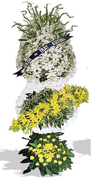 Dügün nikah açilis çiçekleri sepet modeli  Konya yurtiçi ve yurtdışı çiçek siparişi