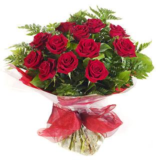 Ucuz Çiçek siparisi 11 kirmizi gül buketi  Konya internetten çiçek siparişi