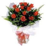 Konya yurtiçi ve yurtdışı çiçek siparişi  9 adet güzel bir gül buketi