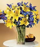 Konya internetten çiçek satışı  Lilyum ve mevsim  çiçegi özel
