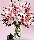 Konya anneler günü çiçek yolla  Kazablanka biçme vazoda