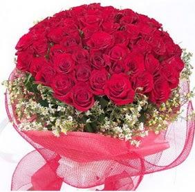 Konya 14 şubat sevgililer günü çiçek  29 adet kırmızı gülden buket