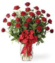 Sevgilime sıradışı hediye güller 24 gül  Konya çiçek siparişi sitesi