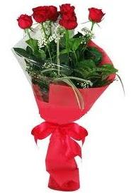 Çiçek yolla sitesinden 7 adet kırmızı gül  Konya çiçek yolla
