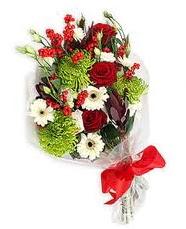 Kız arkadaşıma hediye mevsim demeti  Konya çiçek , çiçekçi , çiçekçilik