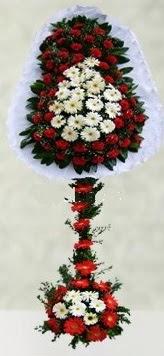 Konya çiçek yolla  çift katlı düğün açılış çiçeği