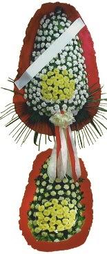 Çift katlı düğün açılış çiçeği  Konya çiçek siparişi vermek