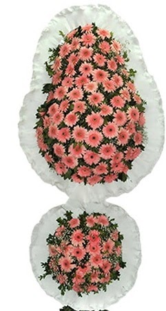 Çift katlı düğün nikah açılış çiçek modeli  Konya çiçek , çiçekçi , çiçekçilik