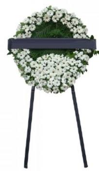 Cenaze çiçek modeli  Konya çiçek siparişi sitesi