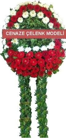 Cenaze çelenk modelleri  Konya çiçekçiler