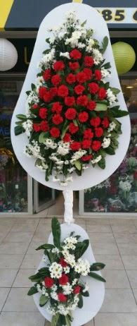 2 katlı nikah çiçeği düğün çiçeği  Konya çiçek mağazası , çiçekçi adresleri