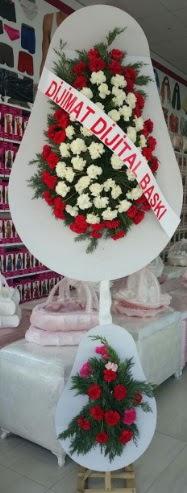 Çift katlı işyeri açılış çiçek modelleri  Konya çiçek satışı