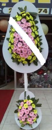 Çift katlı düğün nikah açılış çiçeği  Konya internetten çiçek satışı