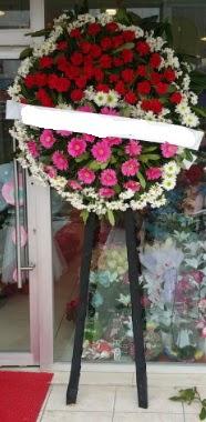 Cenaze çiçek modeli  Konya çiçekçi telefonları