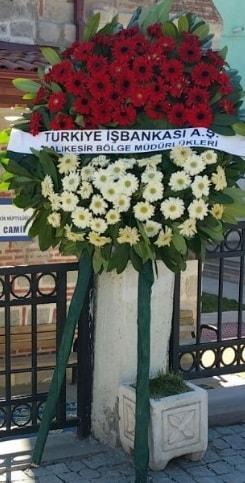 Cenaze çiçek modeli  Konya çiçekçiler