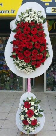 Çift katlı düğün nikah işyeri açılış çiçeği  Konya hediye sevgilime hediye çiçek