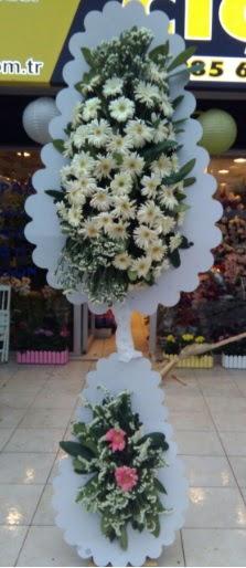 Çift katlı düğün nikah açılış çiçeği  Konya kaliteli taze ve ucuz çiçekler