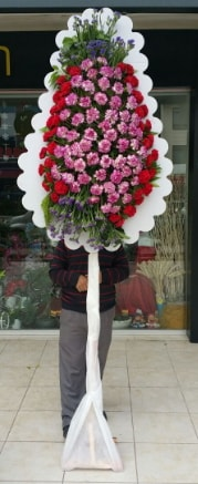 Tekli düğün nikah açılış çiçek modeli  Konya güvenli kaliteli hızlı çiçek