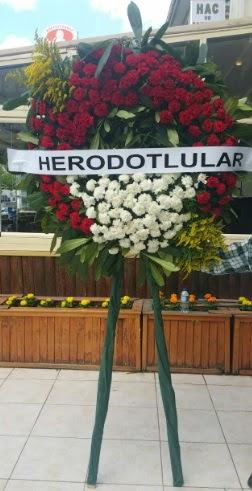 Cenaze çelengi cenazeye çiçek modeli  Konya güvenli kaliteli hızlı çiçek