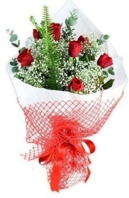 7 adet gülden kız arkadaşıma çiçek  Konya kaliteli taze ve ucuz çiçekler