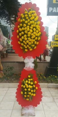 Düğün nikah açılış çiçek modeli  Konya çiçek gönderme sitemiz güvenlidir